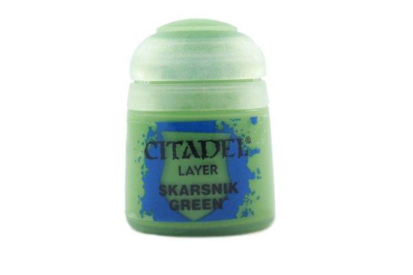 Layer Skarsnik Green (12ml)