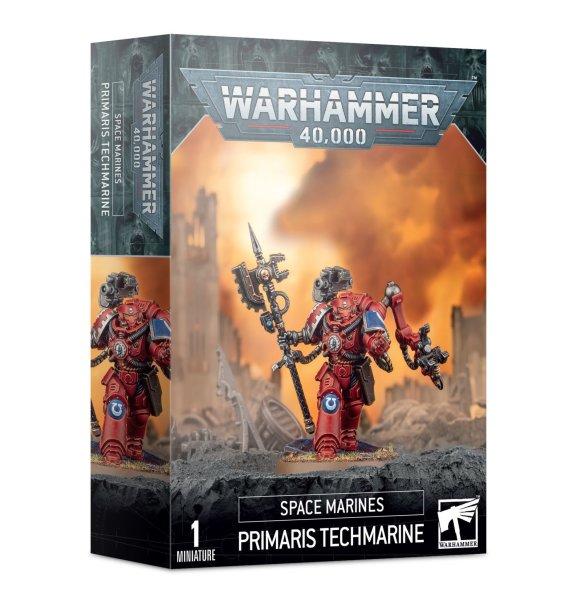 Primaris-Techmarine