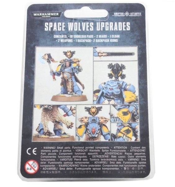 Upgradeset: Space Wolves