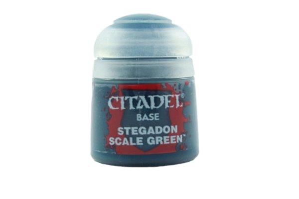 Base Stegadon Scale Green (12ml)