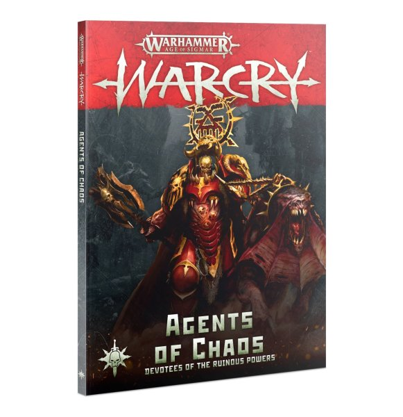 Warcry: Agents of Chaos (Englisch)