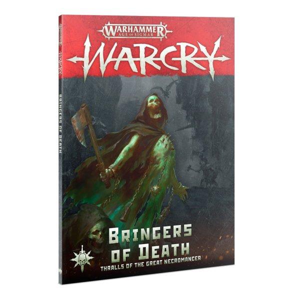 Warcry: Bringers of Death (Englisch)