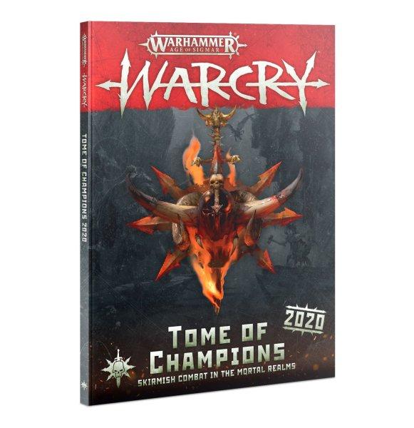 Warcry: Buch Der Champions 2020 (Deutsch)