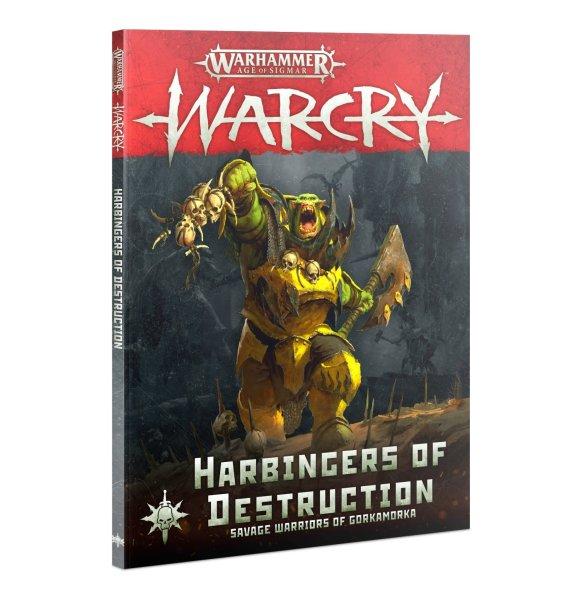 Warcry: Harbingers of Destruction (Englisch)