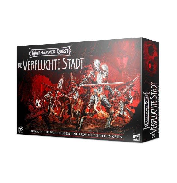 Warhammer Quest: Cursed City (Englisch)