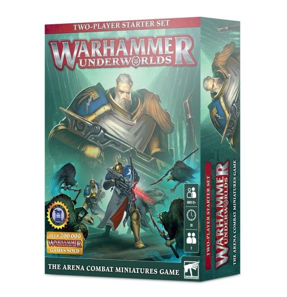 Warhammer Underworlds Starter Set (Englisch)
