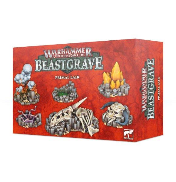 Warhammer Underworlds: Beastgrave Primal Lair