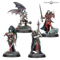 Warhammer Underworlds: Der Blutrote Hof (Deutsch)