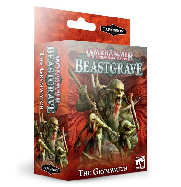 Warhammer Underworlds: Die Grimwacht (Deutsch)