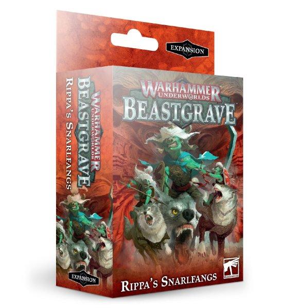 Warhammer Underworlds: Fetzas Zahnfletschas (Deutsch)