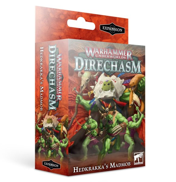 Warhammer Underworlds: Hedkrakkas Madmob (Englisch)