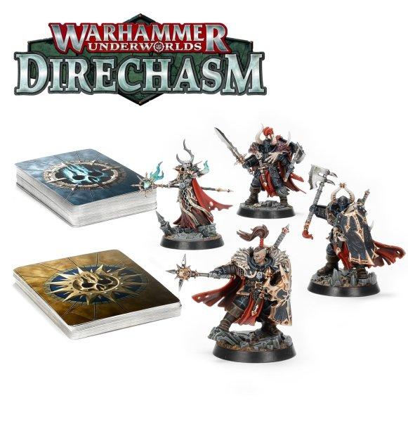 Warhammer Underworlds: Khagras Ravagers (Englisch)