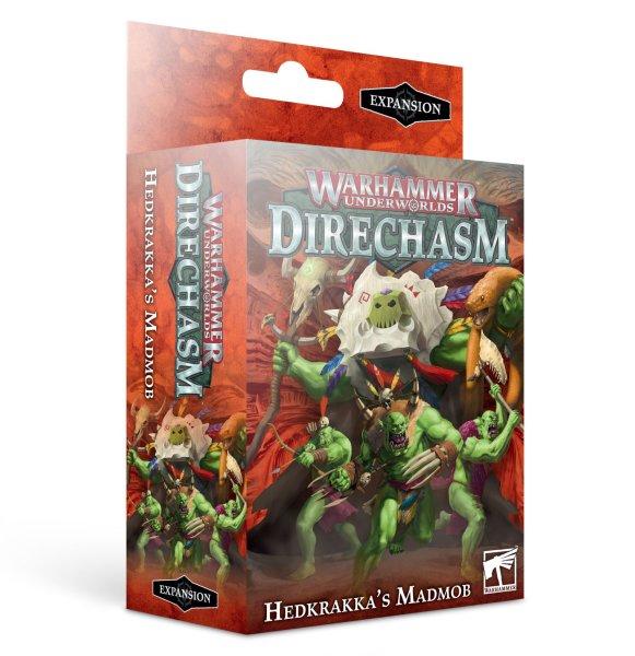 Warhammer Underworlds: Koppknakkas Irrer Mob (Deutsch)