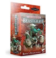 Warhammer Underworlds: Rippas Snarlfangs (Englisch)