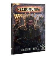 Necromunda: House of Faith (Englisch)