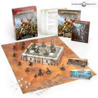 Warhammer Age of Sigmar: Kriegerbanner (Deutsch)