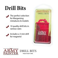 The Army Painter Drill Bits (2019)