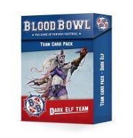Blood Bowl: Dark Elf Team Card Pack (Englisch)